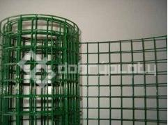 Pletivo na voliéry PVC oko 19x19mm, drát 1,4 mm, 25m v roli